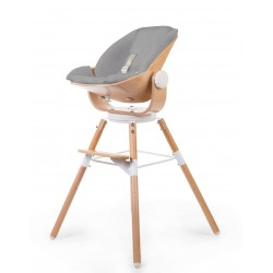 Cojín Evolu New Born Seat Gris